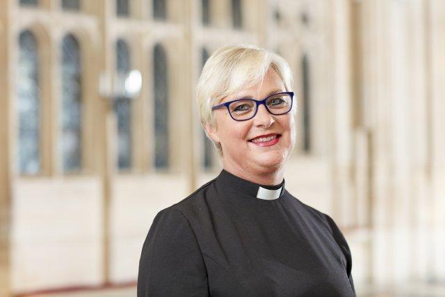 Mary Kells, Chaplain of King's