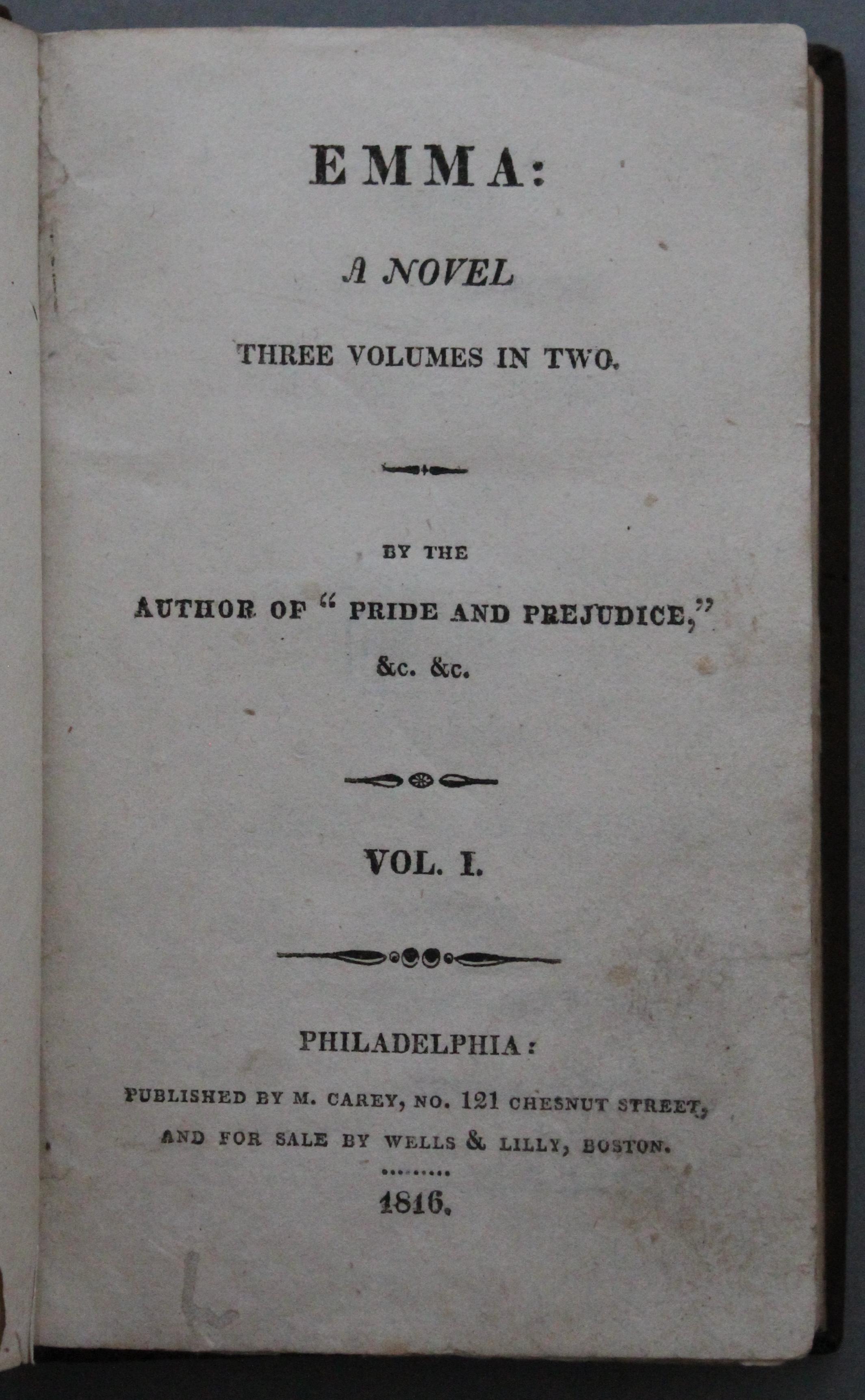Gilson.A.Em.1816b/1 title page