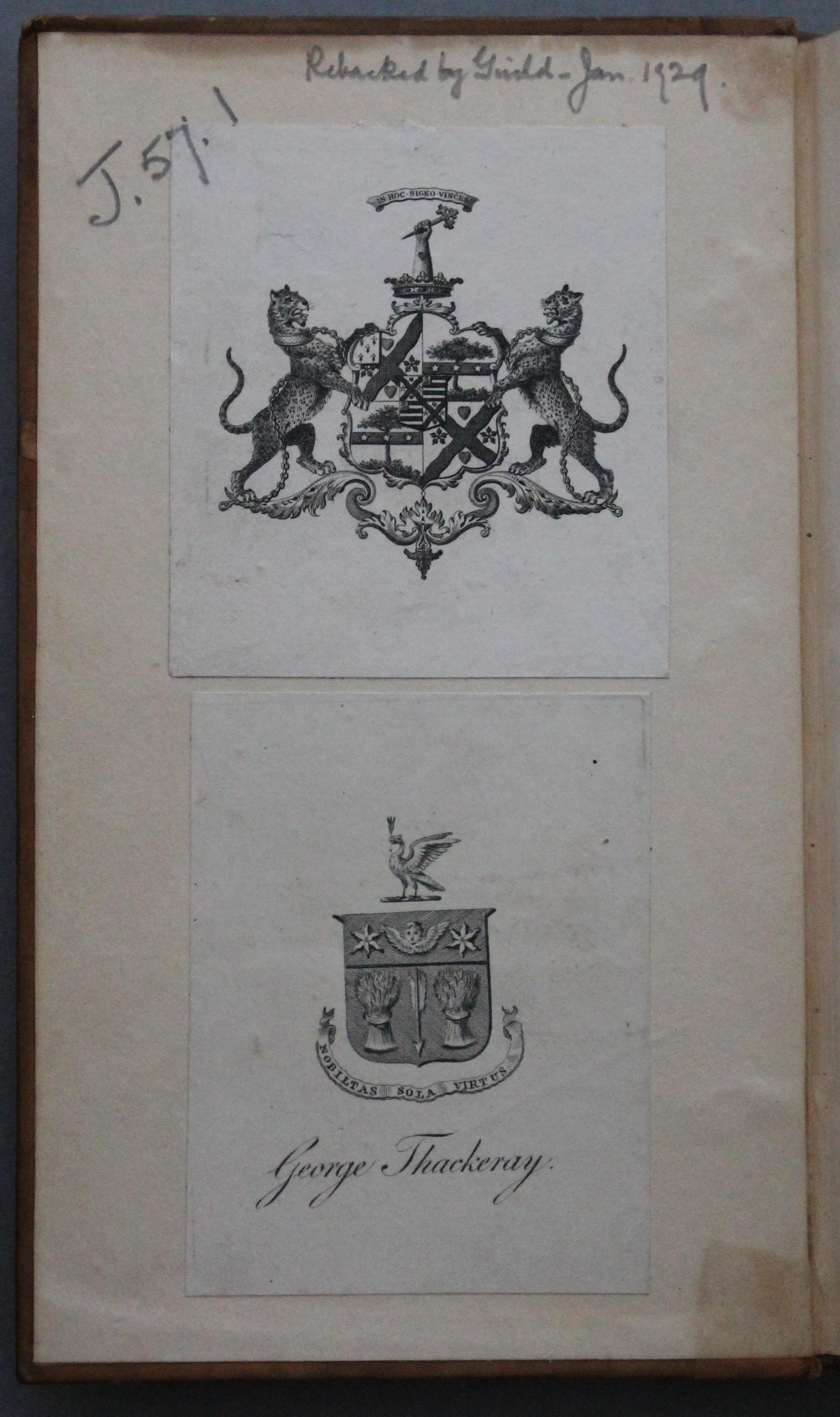 Thackeray.J.57.1_Bookplates