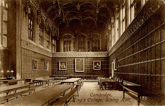 Dining Hall, King's College
