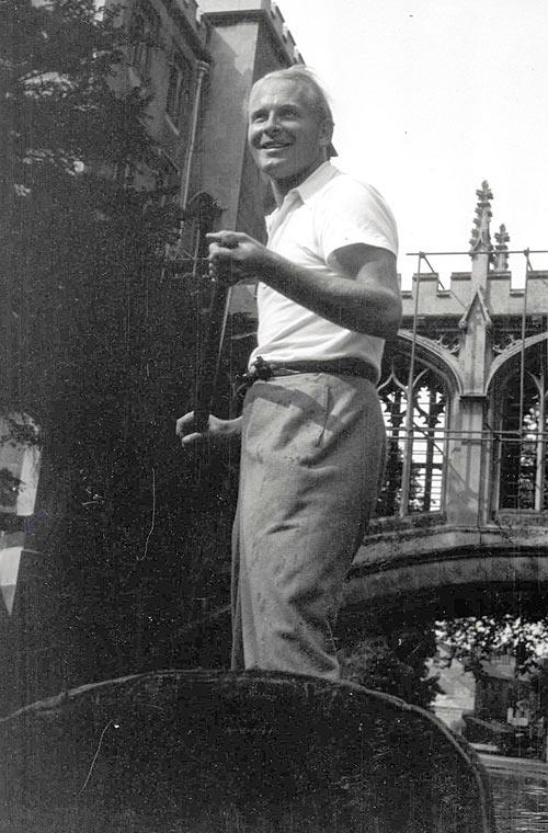 Kingsman, Dadie Rylands punting (1932-37)