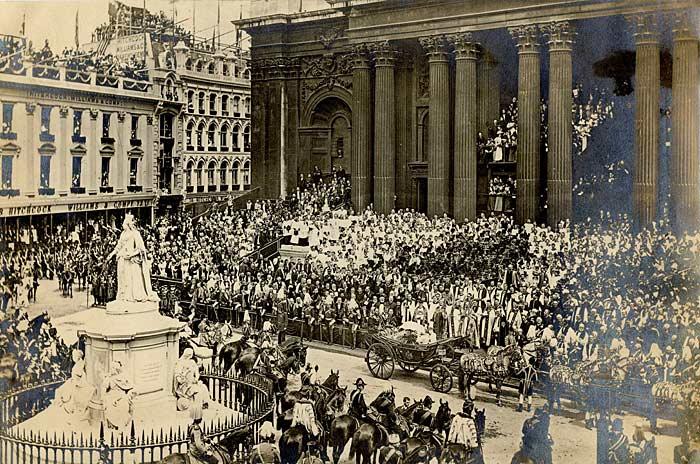 Diamond Jubilee of Queen Victoria (1897)