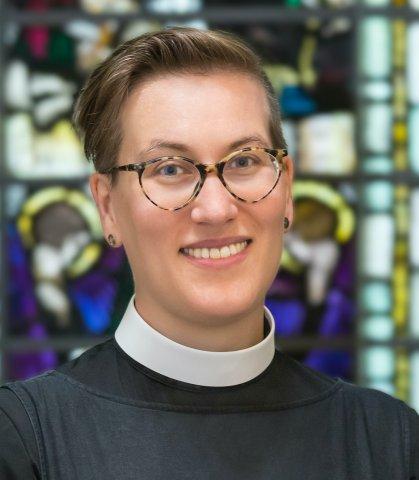 Ayla Lepine - Chaplain