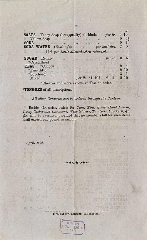Canteen goods (1872)