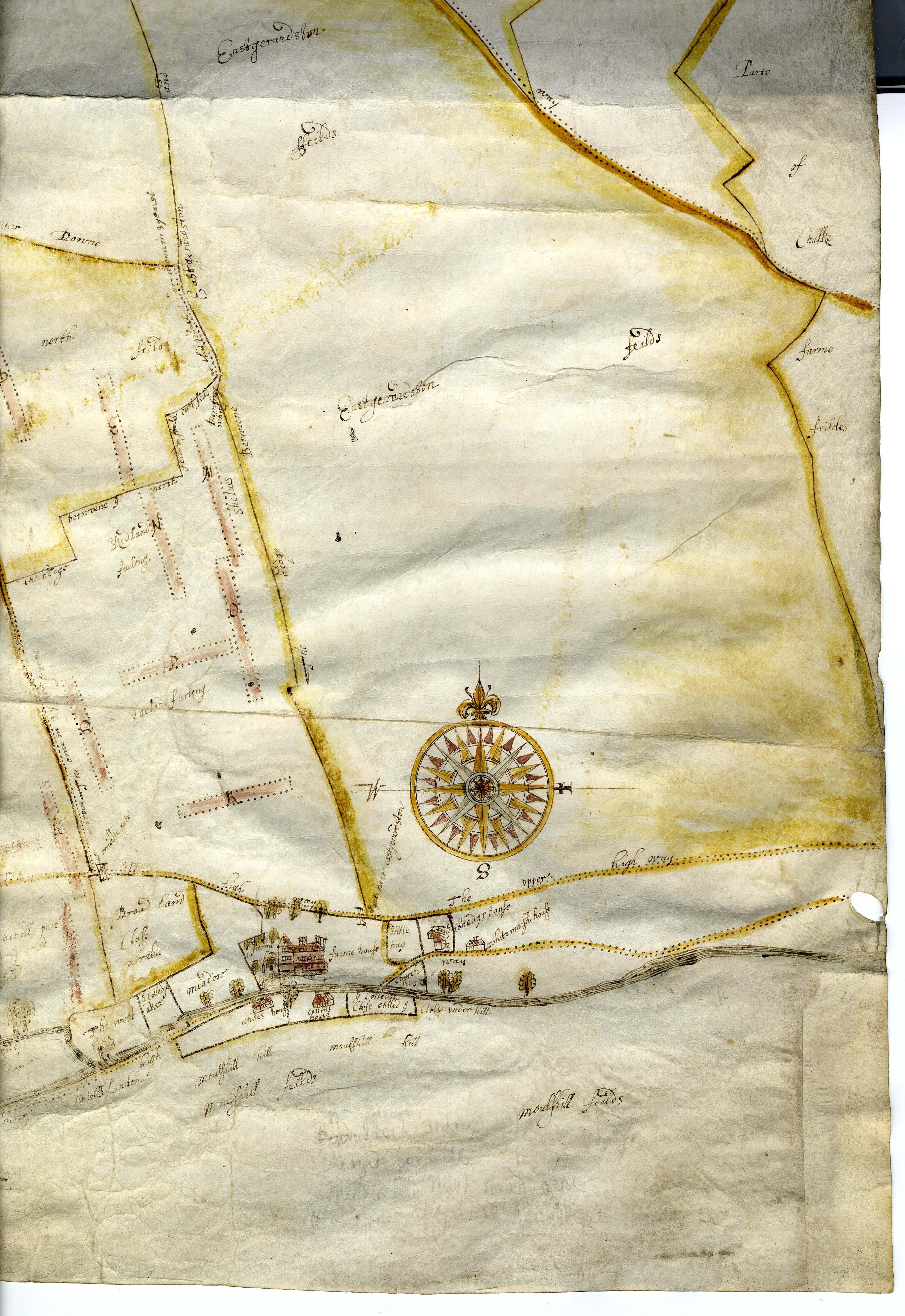 Map of Gerardstown image