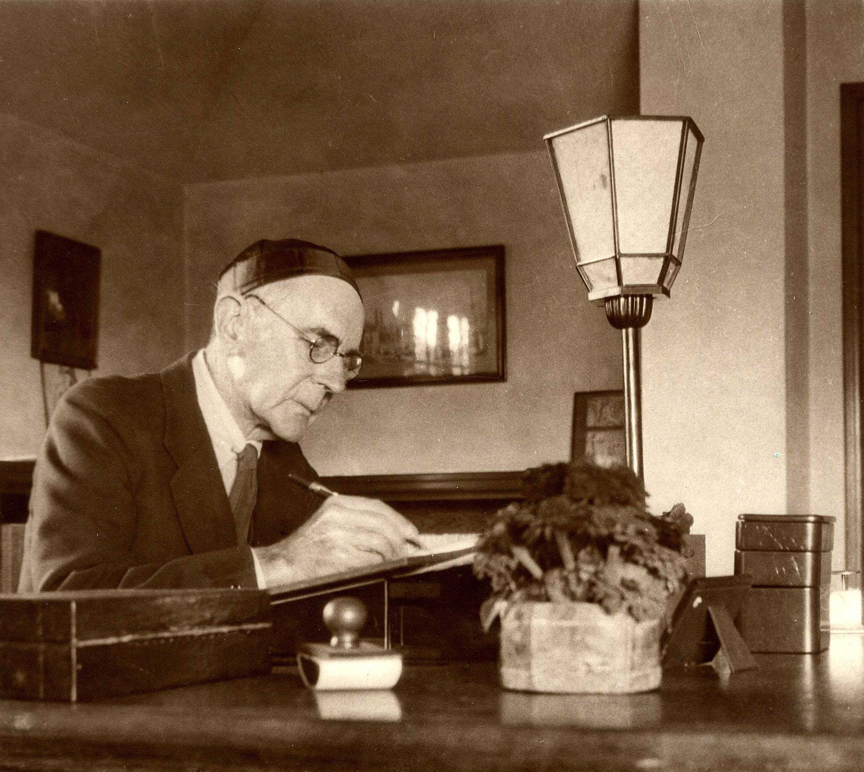 Goldsworthy Lowes Dickinson. [EMF/27/233]