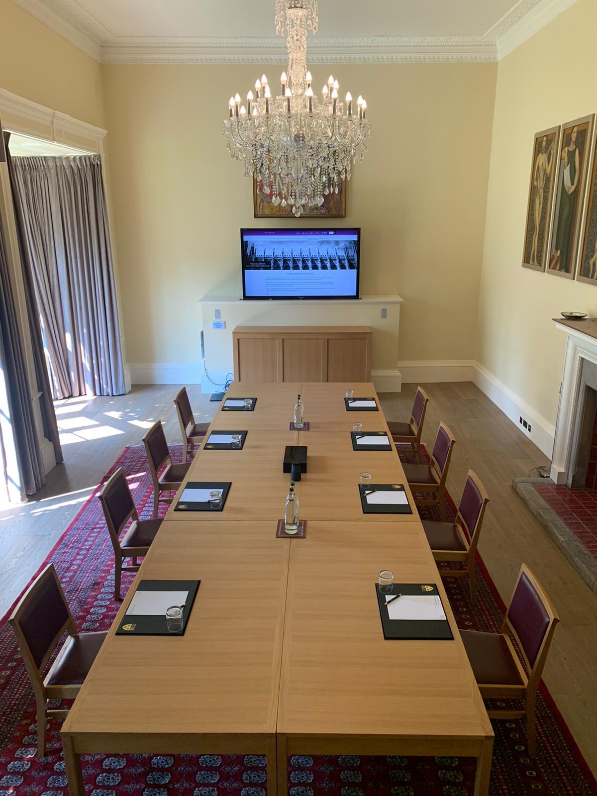 Audit Room Conferences 1