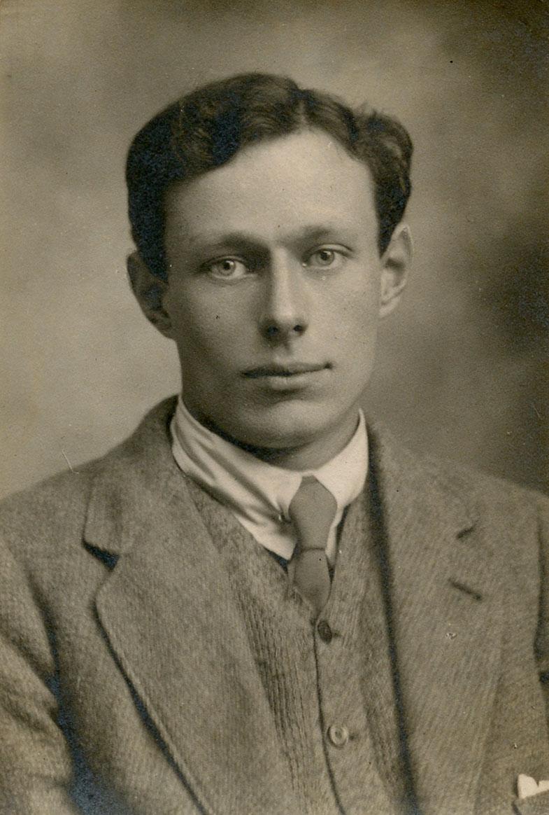 Frank Laurence Lucas, c.1919 (SC/LucasFL/3/2)