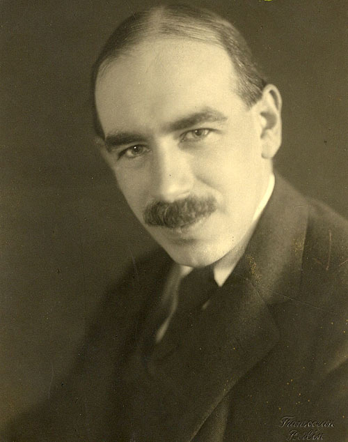 John Maynard Keynes (JMK/PP/85/20)