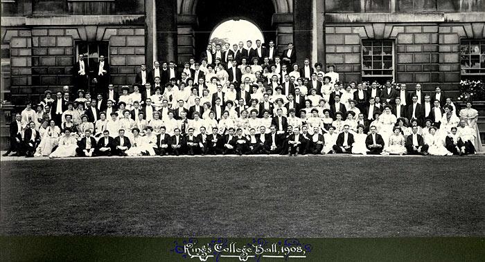 King's May Ball 1908.