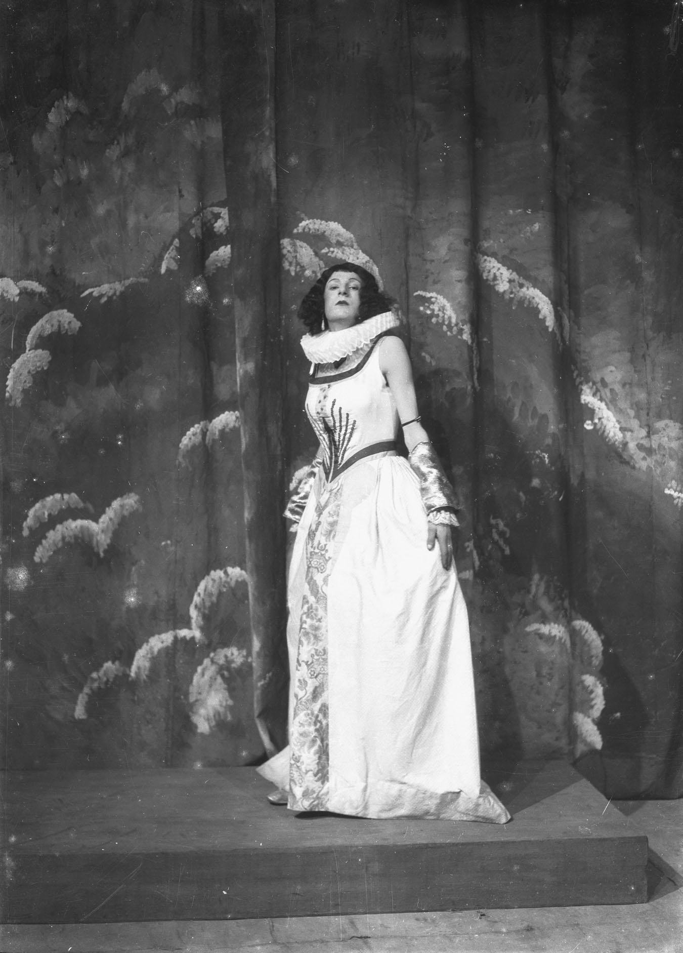King Lear, 1921 (KCAS/37/1929/1 photograph KL 06)