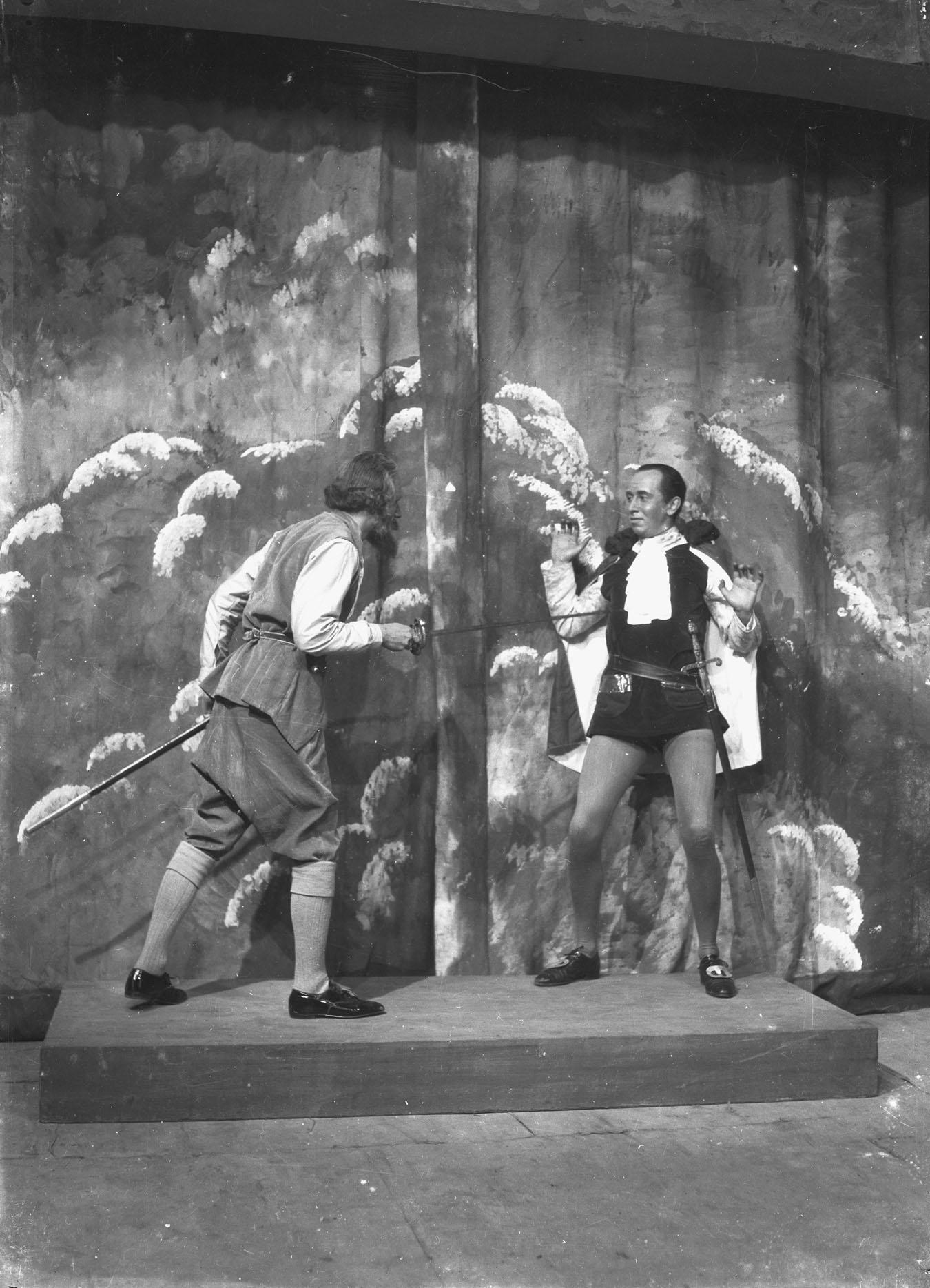 King Lear, 1921 (KCAS/37/1929/1 photograph KL 10)