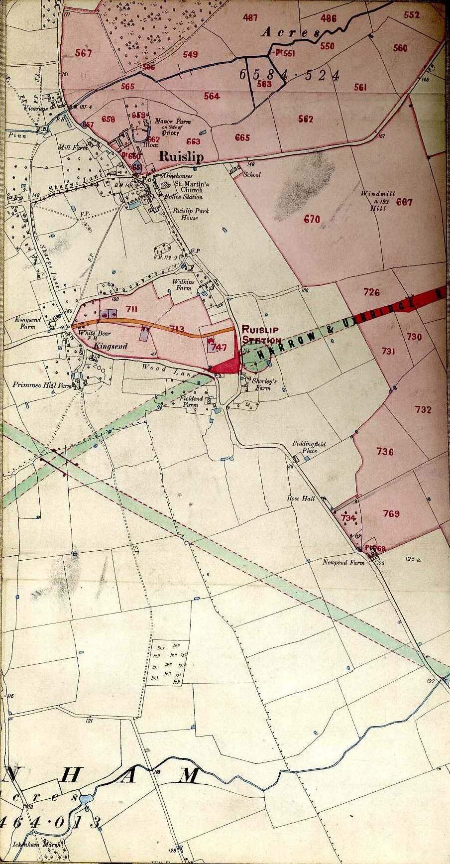Earliest estates image