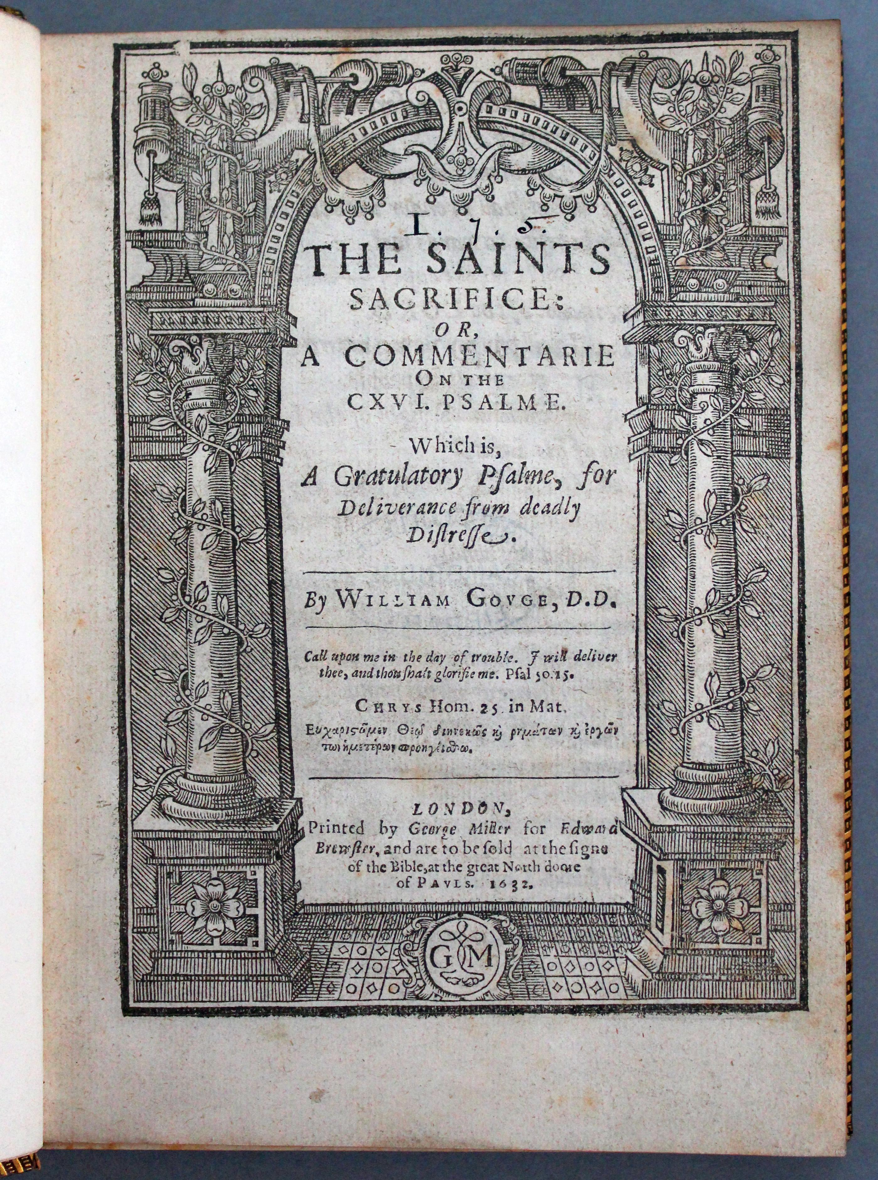 Thackeray.I.7.5_title page