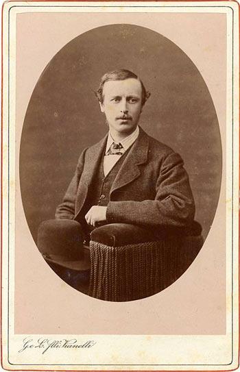 Edward Morgan Llewellyn Forster (1847-1880)
