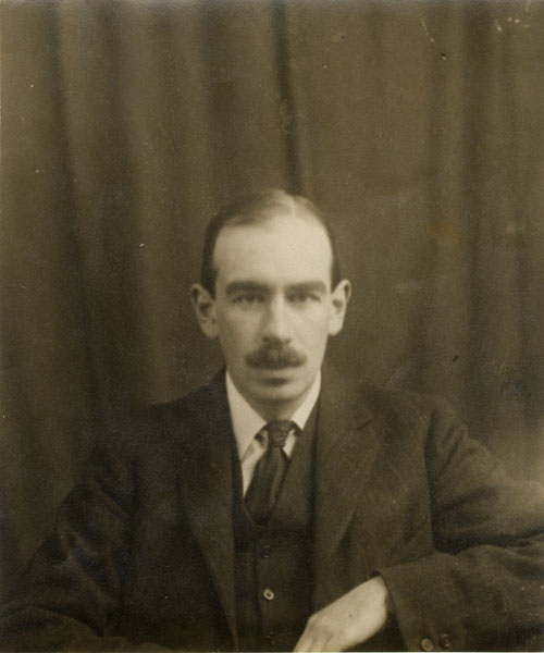 John Maynard Keynes (JMK/PP/85/22)