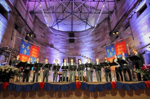 Choir Australia Tour 2014