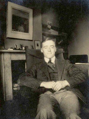 Stephen Betts Dalston (KC 1921)