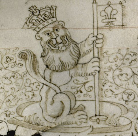 Royal Letters Patent of Henry VIII, 1539 (OGB/47)