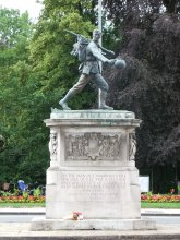 Cambridge War Memorial