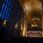 Bach St Matthew Passion concert in the Chapel