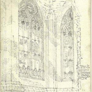 The Basilica di San Petronio (28 April 1874)