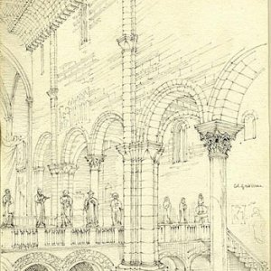 The Basilica San Zeno, Verona (25 May 1874)
