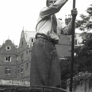 Punting along the Cam (1932-37)
