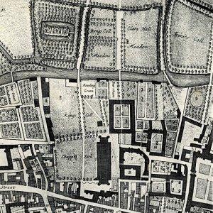King's College, Cambridge (c. 1688)