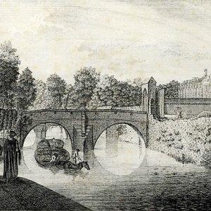 The old bridge (1627-1819)