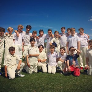 Chorister cricket team