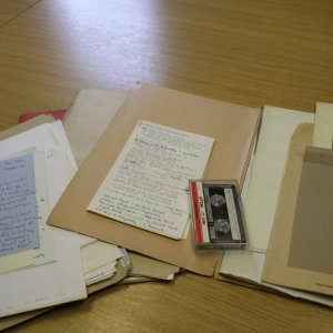 Accession of personal papers of William Denis Brown
