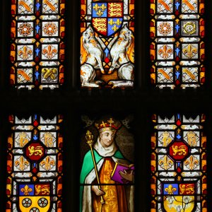 Henry VI in sidechapel N5