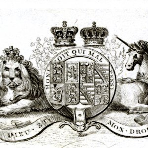 Crest of R. & S. Garrard & Co., Haymarket, London (detail of previous receipt).