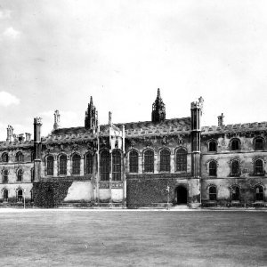 Wilkins Building (Royal Commission on Historical Monuments in England, 1945; Coll-Ph-1137a1)