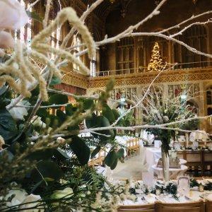 The Hall at Christmas 2