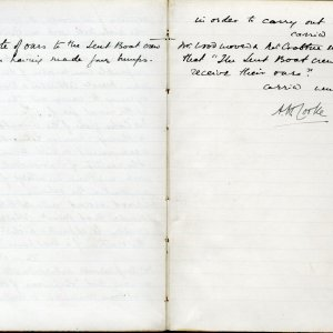 Minutes of the Amalgamation Club's Annual General Meeting,  12 March 1894.  [KCAS/1/1/1, 1894 AGM page 3]