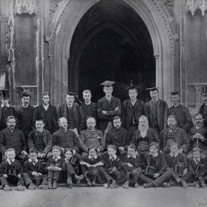 Choir 1884