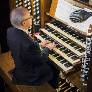 Organ recitals and concerts