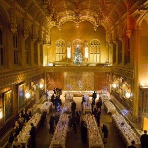 The Hall at Christmas 3