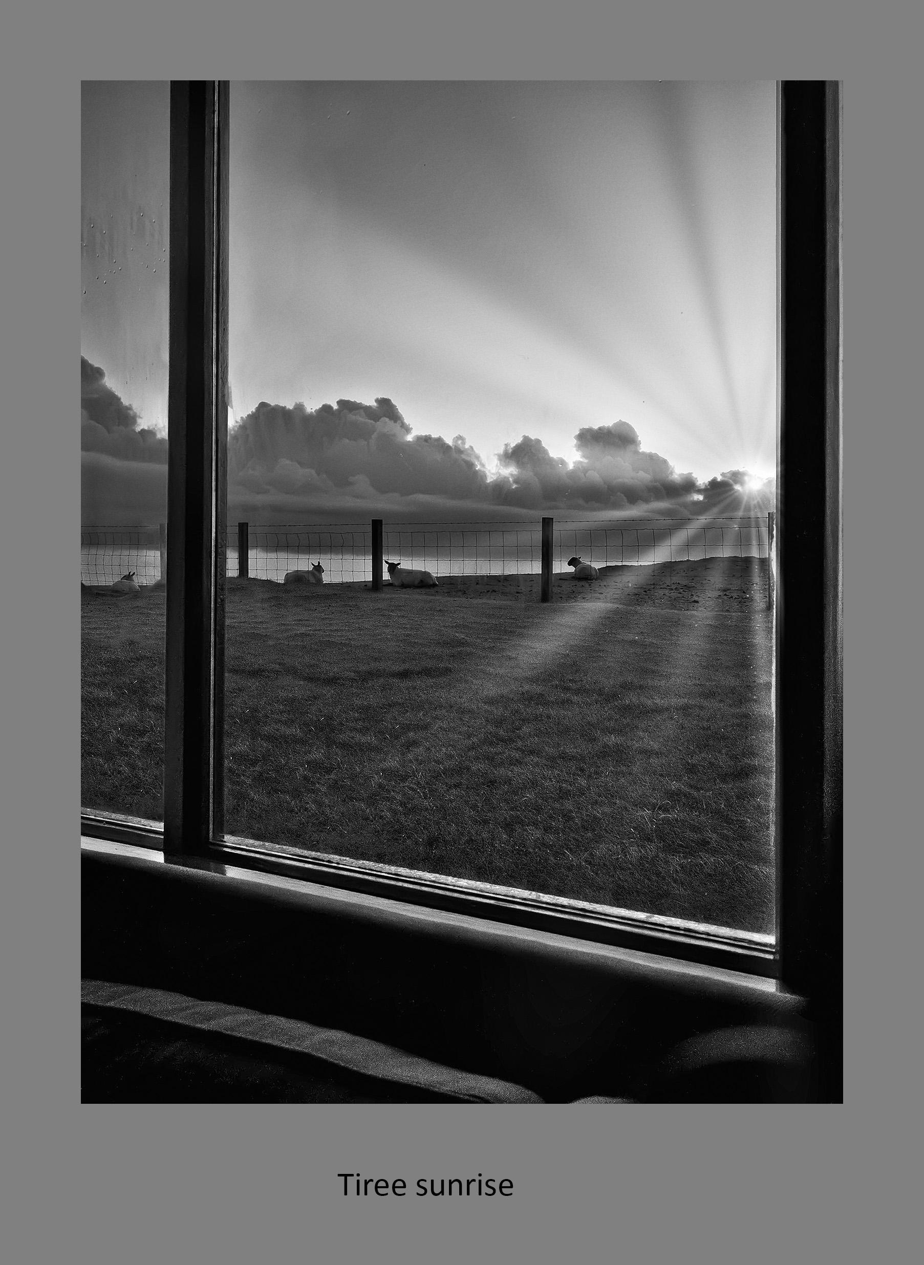 Tiree Sunrise